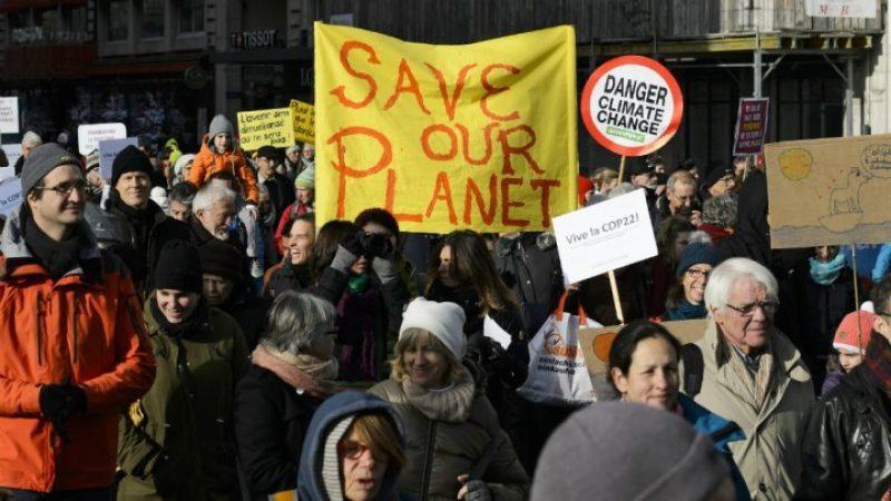 Photo of Climate protestors