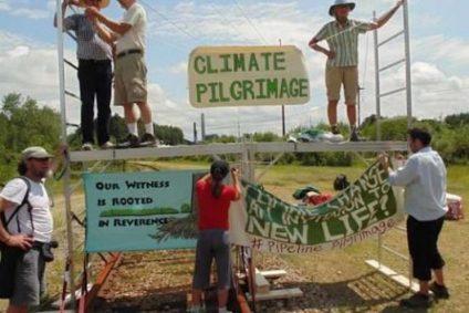 Climate Pilgrimage