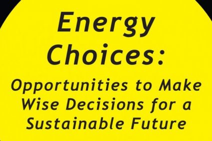 Energy Choices Front Cover