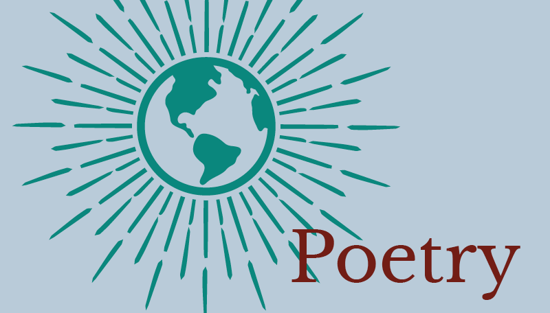 Image of QEW Logo and Poetry