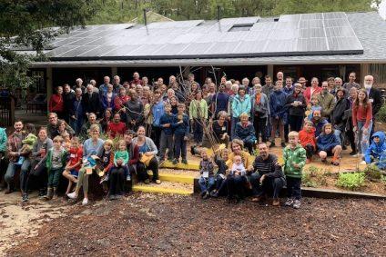 Durham Friends Meeting Install Solar Panel