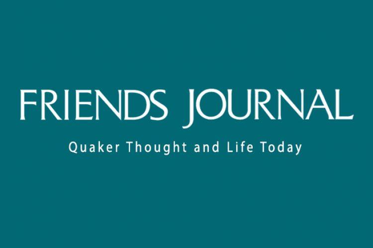 Friends Journal Image