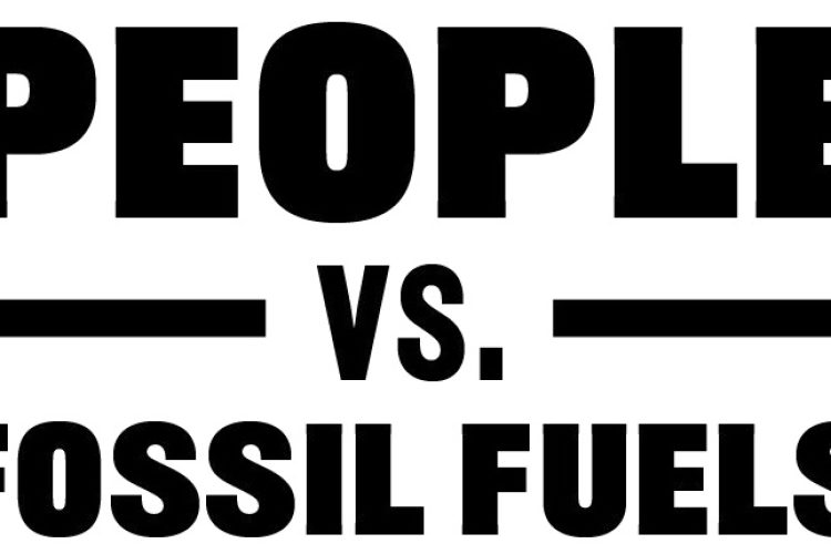 People vs Fossil Fuels